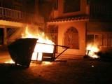 فسادات ریاست منی پور میں داخلے سے متعلق متنازع بل کی منظوری کے بعد شروع ہوئے، پولیس، فوٹو : فائل
