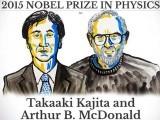 کینیڈا اور جاپان کے سائنسدانوں نے نیوٹرینوز کی تھرتھراہٹ کو نوٹ کرتے ہوئے اس کی کمیت کا 50 سالہ معمہ حل کیا، فوٹو:فائل