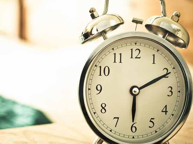 بستر چھوڑنے کو دل تب ہی کرے گا، جب آپ کے پاس اٹھنے کی کوئی اچھی وجہ ہو گی۔:فوٹو:فائل