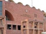 پی سی بی ہیڈ کوارٹر 1972 میں کراچی سے لاہور منتقل کیا گیا تھا۔ فوٹو: فائل