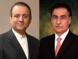 مسلم لیگ (ن) کے سردار ایاز صادق اور تحریک انصاف کے علیم خان کے درمیان سخت مقابلے کی توقع تھی. فوٹو: فائل