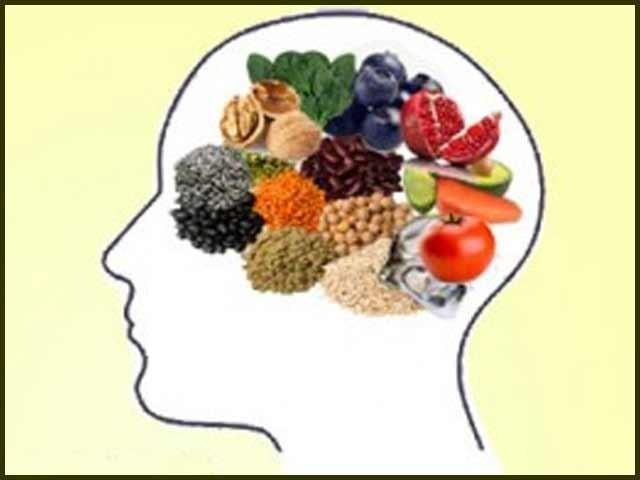 Продукты полезные после инсульта