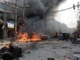 دہشت گردی سے سب سے زیادہ متاثرہ علاقے فاٹا میں 68ارب51کروڑ سے زائد کا نقصان ہوا۔ فوٹو: فائل