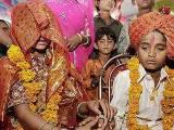 لڑکی نے اپنے سسرال میں4 سال گزارے اور پھر 8 سال کی عمر میں اس کی طلاق بھی ہوگئی۔ فوٹو:فائل
