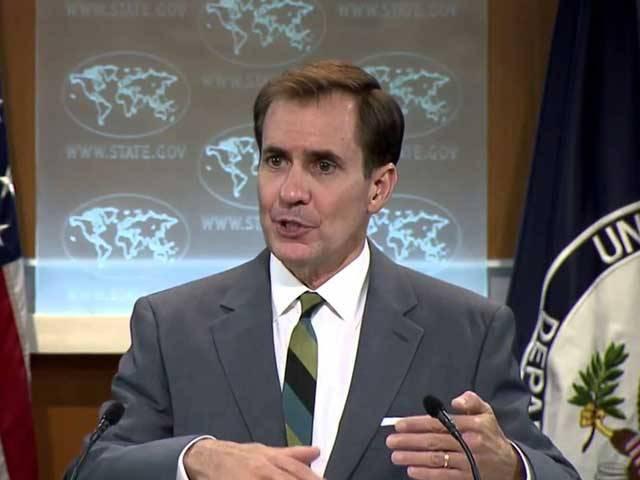 حالیہ دنوں میں دہشت گردوں کے خلاف بلا تفریق موثر کارروائیاں کیںِ، ترجمان امریکی محکمہ خارجہ۔ فوٹو: فائل