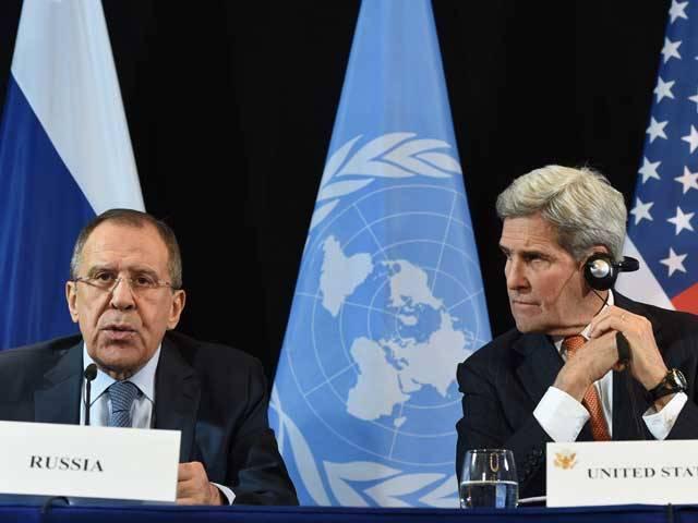 شام کے مسئلے پر جینیوا میں امن مذاکرات دوبارہ سے شروع کئے جائیں گے. فوٹو: اے ایف پی
