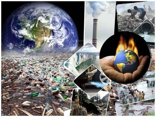 گرین ہائوس گیسوں کے اخراج میں کمی لانے کے لیے توانائی کے متبادل ذرائع تلاش کرنا ہوں گے ۔  فوٹو : فائل