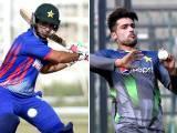 پاکستان کپ میں  سلمان بٹ ٹیم پنجاب اور محمد عامر سندھ کی ٹیم کی نمائندگی کررہے تھے فوٹو: فائل