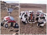 مریخ کے برعکس ڈیون آئی لینڈ مکمل طور پر زندگی سے محروم نہیں ہے:فوٹو : فائل