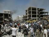فضائیہ نے بیرل بم برسائے جس کے نتیجے میں خواتین اور بچے بھی ہلاک ہوئے، تنظیم انسانی حقوق، فوٹو؛ فائل