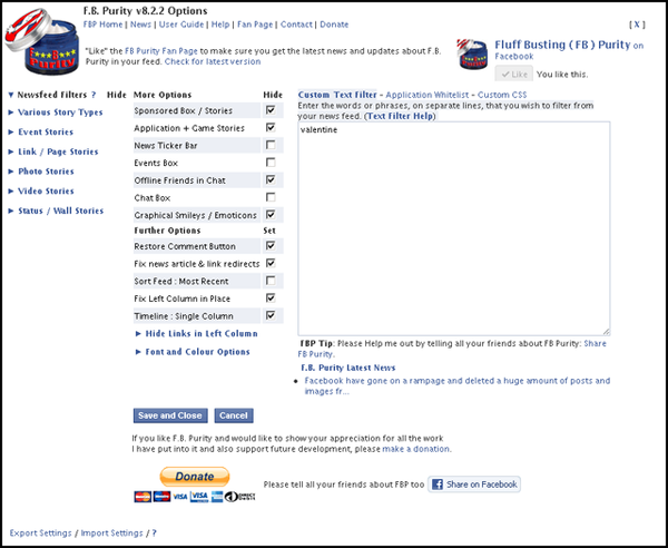 How to Remove Facebook Ads simple way to clean of all