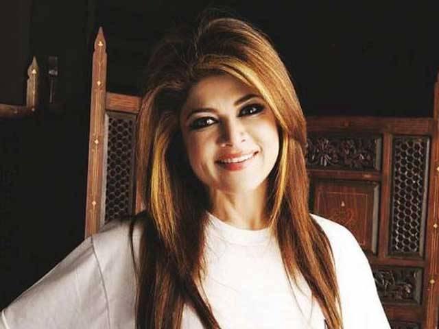 مشی خان نے 1994 میں ڈرامہ سیریل''عروسہ'' سے فنی کیرئیر کاآغاز کیا، فوٹو:بشکریہ ایکسپریس ٹریبیون