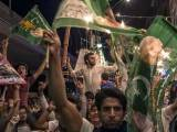 مسلم لیگ (ن) کے عمرفاروق نے 46 ہزار زائد جب کہ تحریک انصاف کے عمار صدیق نے 39 ہزار ووٹ لیے۔ فوٹو؛ فائل