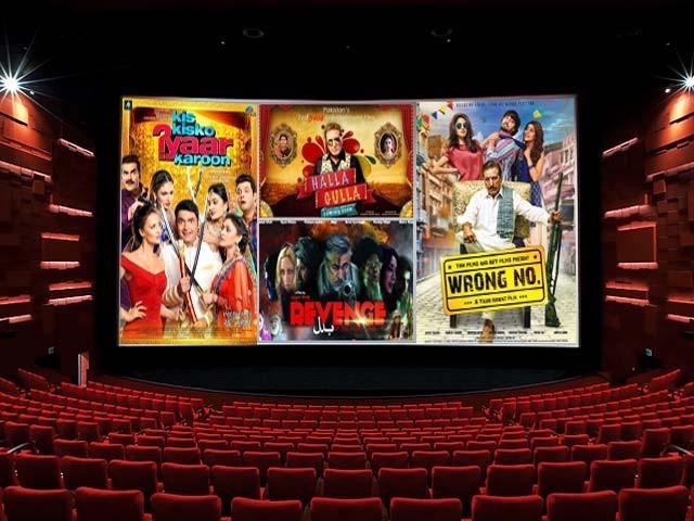 جدید سنیما گھروں کو قائم رکھنے اور ان کو نقصان سے بچانے کے لیے حکمت عملی طے۔  فوٹو : فائل