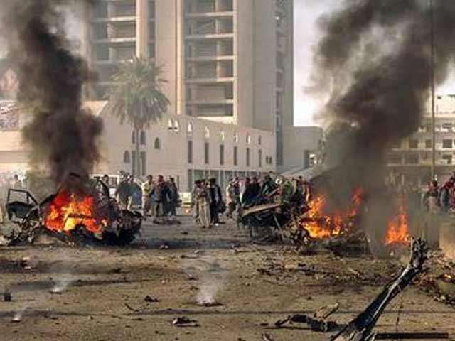 داعش سربراہ بچ نکلنے میں کامیاب، دولت اسلامیہ کو شکست ہوگی، امریکی صدر۔ فوٹو؛ فائل