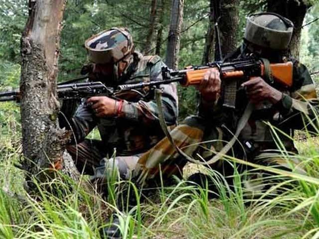 بھارتی فورسز نے نکیال سیکٹر کے قریب پالانی گاؤں پر بلا اشتعال فائرنگ کی، ترجمان پاک فوج، فوٹو؛ فائل