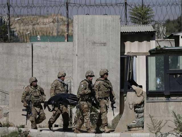 ملٹری بیس پر حملہ اندر سے ہی کیا گیا، افغان حکام. فوٹو: فائل