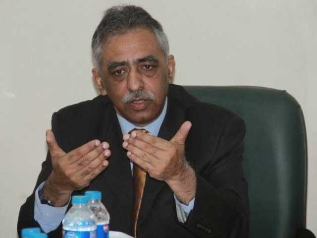 عمران خان بدنظمی کے ذریعے حکومت کا تختہ الٹنا چاہتے ہیں، وزیر مملکت برائے نجکاری۔ فوٹو : فائل
