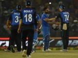 نیوزی لینڈ کا 286 رنز کا ہدف بھارت نے کوہلی 154 رنز کی بدولت 3 وکٹوں کے نقصان پر حاصل کیا۔ فوٹو: اے ایف پی
