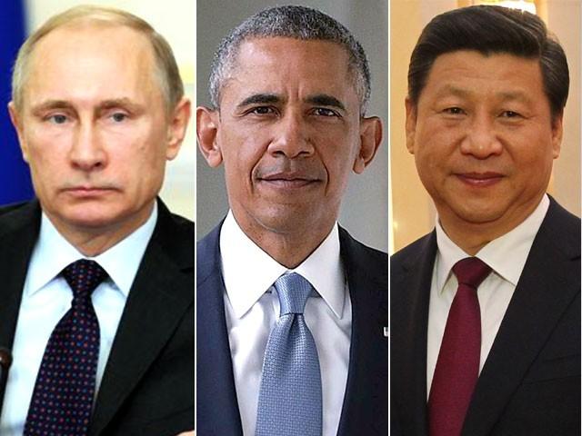 تبدیل ہوتے علاقائی اور عالمی حالات میں پاکستان چین اور روس کا ساتھی بن کر بین الاقوامی سطح پر نمایاں مقام پا سکتا ہے۔ فوٹو: فائل