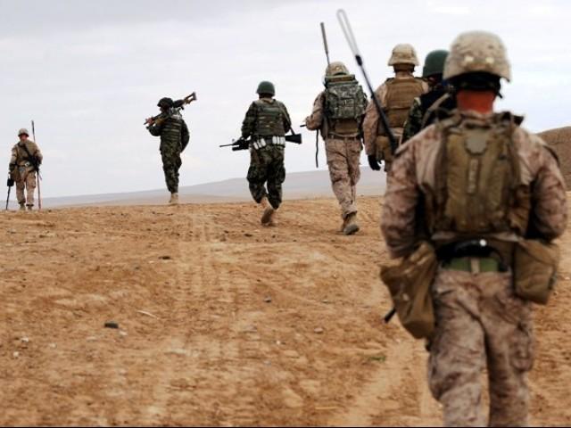 شدت پسندوں کے خلاف کارروائیاں مختلف علاقوں میں کی گئیں، صوبہ گہو میں افغان فوجی ہیلی کاپٹر تباہ،پائلٹ محفوظ رہا۔ فوٹو: اے ایف پی/ فائل