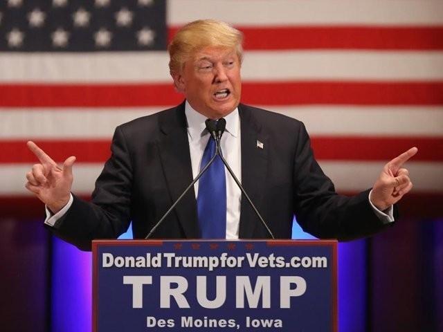 ہلیری کلنٹن نے بھی نتائج تسلیم کرکے مجھے مبارک باد دی تھی اس لئے اب آگے بڑھنا چاہیے، نومنتخب امریکی صدر. فوٹو:فائل
