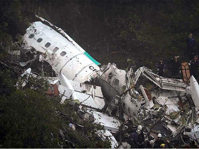 حادثے میں 5 افراد زندہ بچ گئے ہیں،فوٹو:اے ایف پی