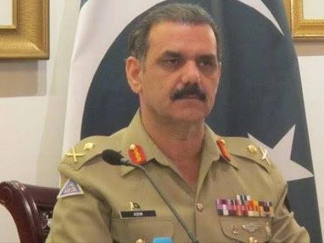 فوج میں ہونے والی کسی بھی تبدیلی سے متعلق آئی ایس پی آر خود آگاہ کرے گا، لیفٹیننٹ جنرل عاصم باجوہ۔ فوٹو : فائل