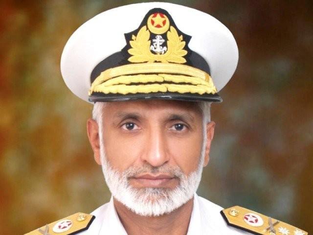 نیوی کسی بھی چیلنج سے نمٹنے کے لیے تیار ہے، ایڈمرل ذکاء اللہ، سربراہ پاک بحریہ فوٹو: فائل