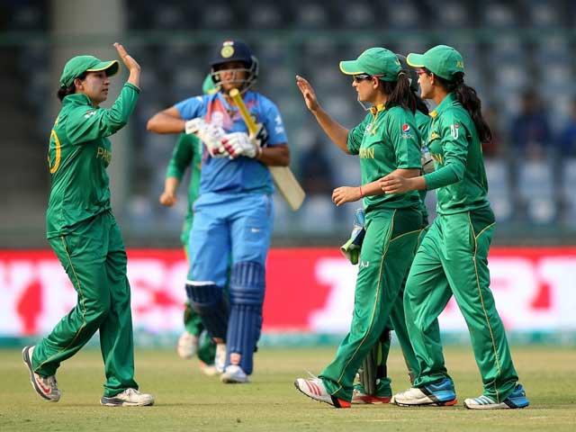 پاکستان نے ایشیا ویمنز کپ کے آغاز میں نیپال اور سری لنکا جیسی ٹیموں پر ہاتھ صاف کیے۔ فوٹو؛ فائل