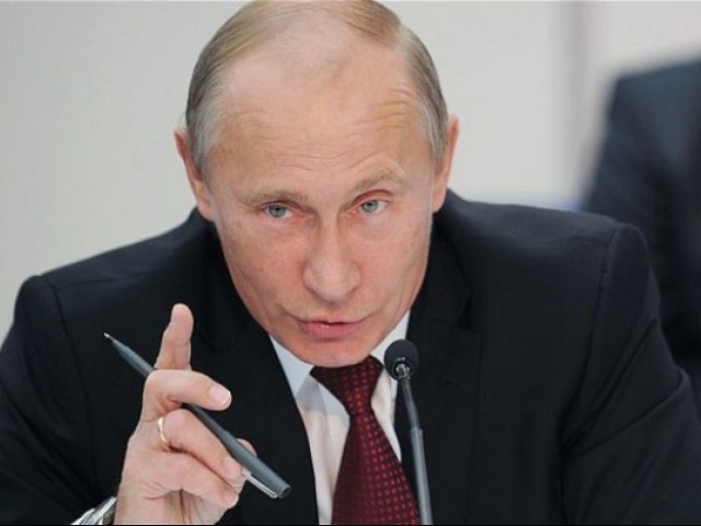 عالمی دہشت گردی کیخلاف امریکا سے مل کر لڑیں گے، روسی صدر کاپارلیمان سے خطاب، اردوان، پوتن ٹیلی فونک رابطہ۔ فوٹو: فائل