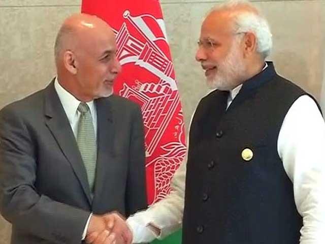 کہ دہشت گردی میں تعاون کرنے والوں کے خلاف لازمی کارروائی کی ضرورت ہے، بھارتی وزیراعظم نریندر مودی. فوٹو: این ڈی ٹی وی