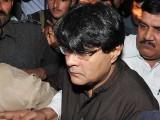 جاوید خانانی محمد علی سوسائٹی میں زیر تعمیر عمارت کی آٹھویں منزل سے گر کر جاں بحق ہوئے. فوٹو: فائل