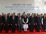 دنیاکودہشت گردی،انتہاپسندی،بنیاد پرستی اور فرقہ واریت جیسے چیلنجز کا سامنا ہے، ہارٹ آف ایشیا کانفرنس کا مشترکہ اعلامیہ۔ فوٹو اے ایف پی