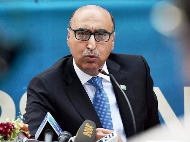 کوئی مجھے پاکستانی صحافیوں سے ملنے سے روک نہیں سکتا،عبدالباسط کا بھارتی حکام کو کرارا جواب فوٹو:فائل