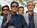 اخلاقی طور پر وزیراعظم کو استعفی دینا چاہیے، عمران خان۔ فوٹو : فائل