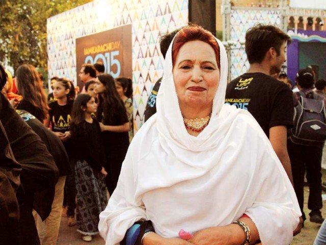معشوق سلطانہ کو 1997 میں صدارتی ایوارڈ ستارہ امتیاز سے بھی نوازا گیا۔ فوٹو: فائل