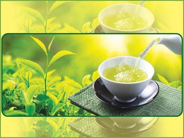 ہر غذا کی طرح سبز چائے کا حد سے زیادہ استعمال خطرناک ہے۔ فوٹو : فائل