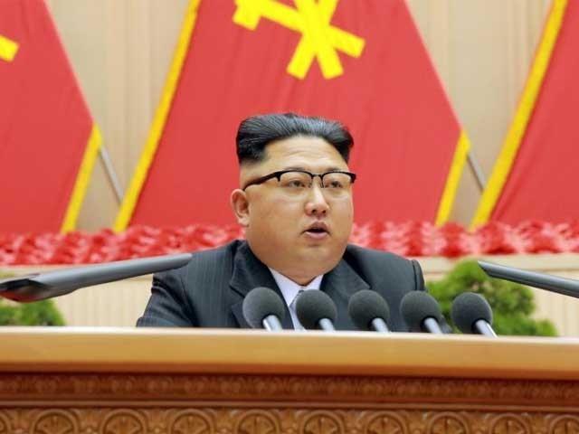 بہت جلد بین البراعظمی میزائل کا تجربہ کیا جائے گا، سربراہ شمالی کوریا۔ فوٹو: فائل