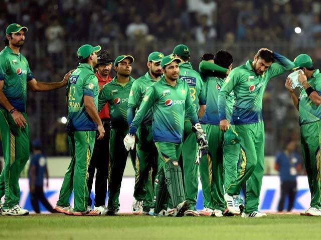 3-2 سے جیت گرین شرٹس کو بنگلہ دیش سے آگے ساتویں نمبر پر پہنچا دے گی۔ فوٹو؛ فائل