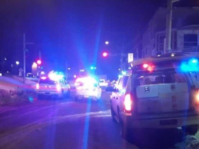 مسجد پر حملے کے شبہ میں 2 مشتبہ افراد کو حراست میں لے لیا ہے، پولیس۔ فوٹو: بشکریہ سی بی سی