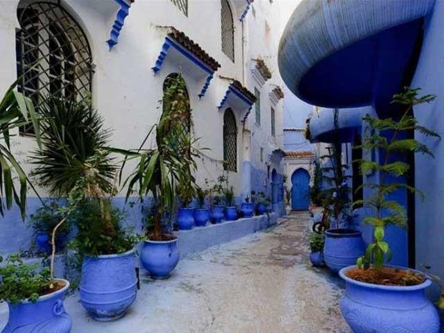 مراکش کے اس شہر کو 1471 میں اسپین سے بے دخل کیے جانے والے یہودیوں نے آباد کیا تھا۔