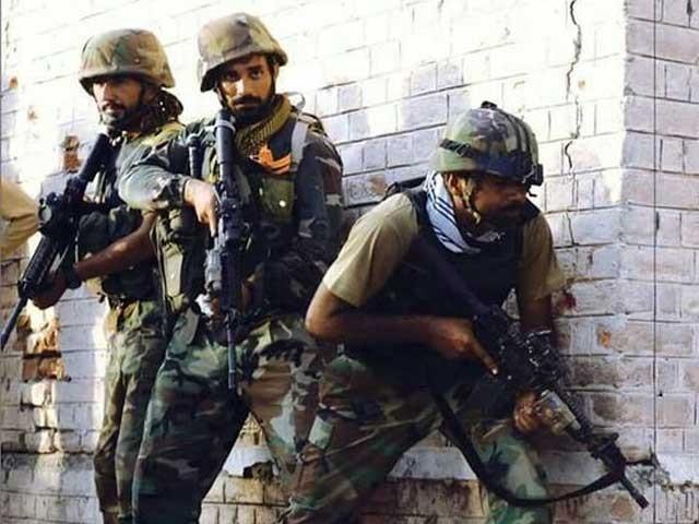 دہشت گردی کے واقعات میں سرحد پارسے تعاون کے روابط موجود ہیں، ترجمان پاک فوج۔ فوٹو: فائل
