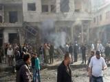 انٹیلی جنس ہیڈکوارٹر پر 6 حملہ آوروں نے حملہ کیا جس میں سے 3 نے عمارت کے اندر خود کو دھماکے سے اڑایا، حکام۔ فوٹو: فائل