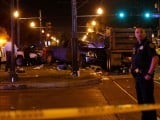 پولیس نے ٹرک ڈرائیور کو گرفتار کر کے تفتیش شروع کردی ہے۔ فوٹو: رائٹرز