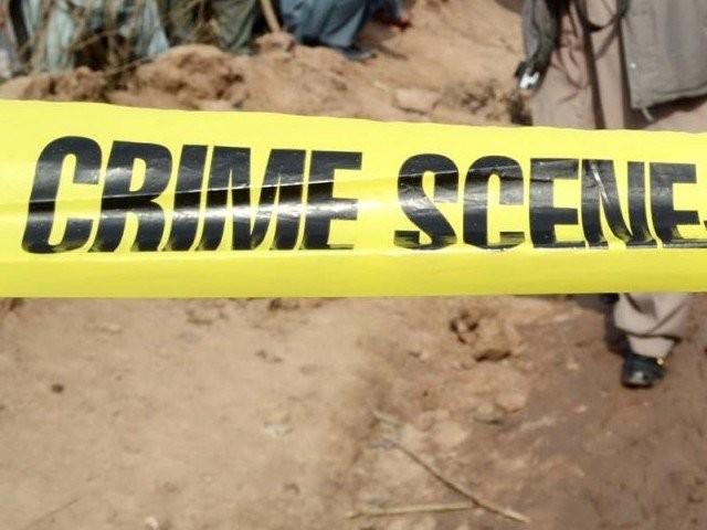 عمر مبین کو 2 سال قبل گارڈن ٹاؤن سے گرفتار کیا گیا تھا۔ فوٹو: فائل