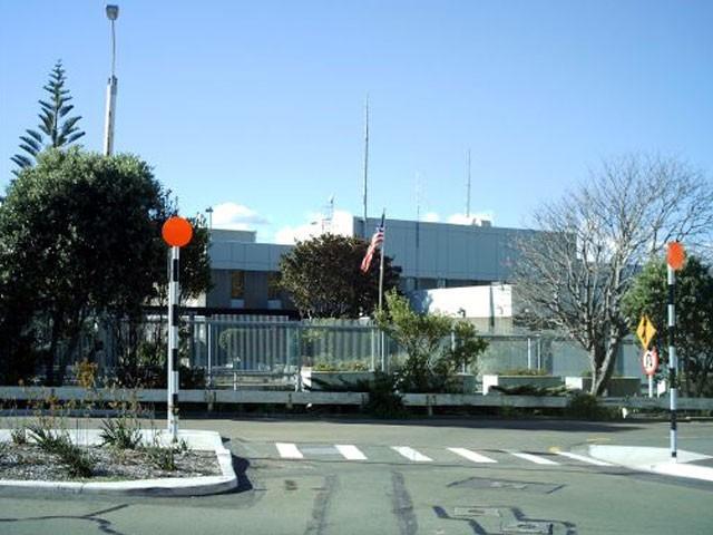 ویلنگٹن میں امریکی سفارتخانے میں فی الوقت کوئی مستقل سفیر تعینات نہیں ہے۔ فوٹو: نیٹ