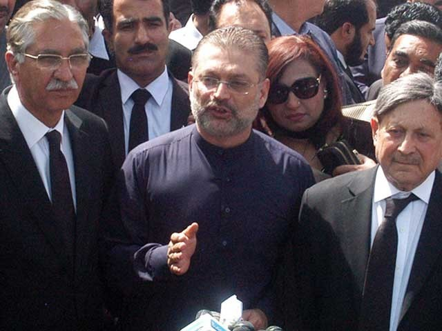 اگر مفرور ملزم سرنڈر کرے تو ضمانت قبل ازگرفتاری میں کوئی قباحت نہیں، اسلام آباد ہائی کورٹ، فوٹو؛ ایکسپریس