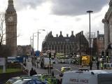 پارلیمنٹ کے سامنے حملہ کرنے والا دہشتگرد 52 سالہ خالد مسعود ہے جو برطانیہ کے جنوب مشرقی شہر کینٹ میں پیدا ہوا،پولیس۔ فوٹو: بشکریہ ڈیلی میل