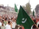 بھارت سے مذاکرات کی خواہش کمزوری نہیں، پاکستانی ہائی کمشنرکا نئی دہلی میں یوم پاکستان پر تقریب سے خطاب۔ فوٹو: فائل
